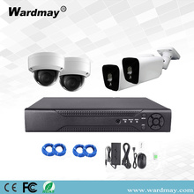 Комплект CCTV HD IP POE 2.0MP NVR