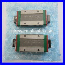 Hiwin MGN12H raíl lineal en miniatura y bloque