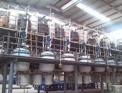 standard chemical processing system