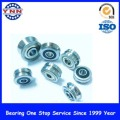 Gcr15 Non-Standrad U-Deep Groove Ball Bearings (608)