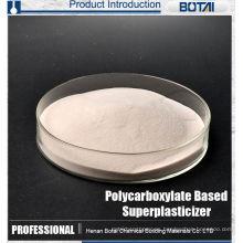 Polvo superplastificante policarboxilato PCE