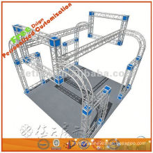 durable truss trade show display booth exhibition hall carpet