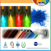 Fabrication en Chine Ral Color Chart Furniture Aluminium Profile Powder Coating