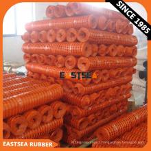 Plastic Orange Construction Safety Barricade Net