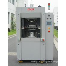 Máquina de solda de barril de plástico