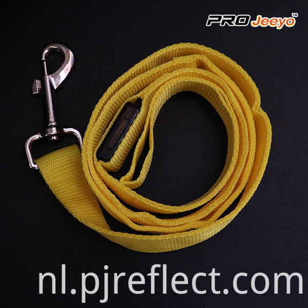 Safety Reflective Yellow Pets Leashessvp Zd004