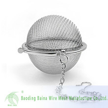 2015 alibaba china supply stainless steel sieves tea filters