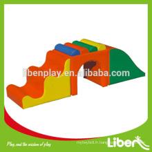 Smooth PVC Indoor Kids Soft Play pour vente en gros LE.RT.018 Garantie de qualité