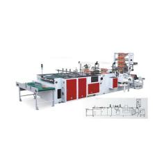 Machine de fabrication de sacs à cordes et de patchs