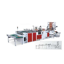 Rope-Threading & Patching Bag Making Machine
