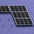 Kit de rail court en métal Tata Power Solar Picture Montage solaire