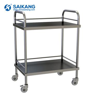 SKH006 ISO9001 et 13485 usine de haute qualité utilisé chariot de traitement d'hôpital