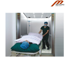 Ascensor de cama de acero inoxidable para paciente hospitalizado