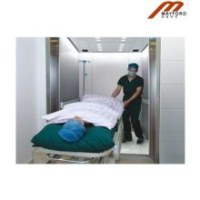 Elevador de aço inoxidável da cama para o paciente hospitalizado