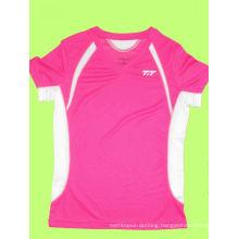 2015 New Custom Design Cotton Female T-Shirt