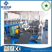 rollform stereo garage wave plate molding machine