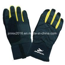 Warm Winter Winddichte Sport Ski Outdoor Full Fingers Handschuh-Jg10z028