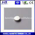Маленькие и тонкие магниты неодимового диска для сумочки