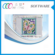 Dahao Digitizing Software EMCAD for embroidery machine
