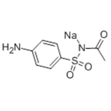 Sulfacetamide sodium CAS 127-56-0
