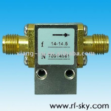 BI800PA_12-18G 12-18.0GHz SMA / N type de connecteur circulateur à large bande rf isolateur