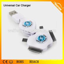 Adaptateurs universels de chargeur de voiture pour iPhone / Samsung / HTC / Blackberry
