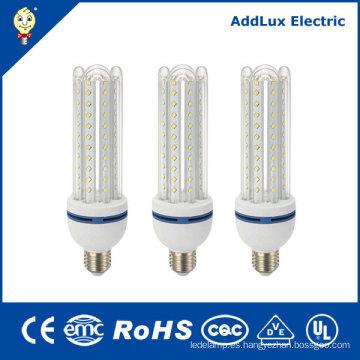 Luz LED de ahorro de energía diurna con E27 B22 E14