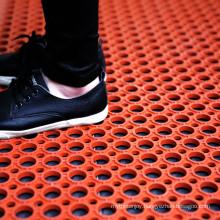Rubber Interlock Industrial Mat Industrial Flooring Mats Anti Slip Ant Fatigue Kitchen Rubber Floor Mat
