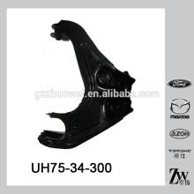 Bras de commande inférieur pour mazda 4X4 Engine, OEM: UH75-34-300 / UH75-34-350