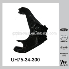Lower control arm for mazda 4X4 Engine ,OEM:UH75-34-300 / UH75-34-350