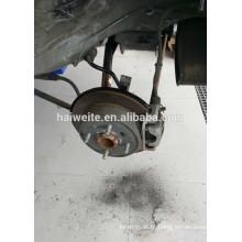38KWD02 rolamento automotivo, rolamento de cubo da roda traseira 38x68x37 mm