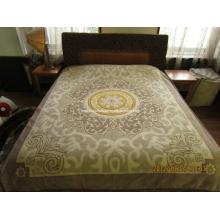 Роскошные норковые Рашель шерстяное одеяло (MQ-RW-001)