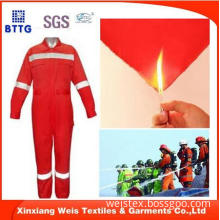 YSETEX new anti-fire coverall