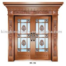 Медные двери (KK-705)