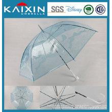 SGS Winddichter Regen Gerader Regenschirm