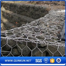 Heavy galvanized Gabion Boxes ASTM