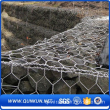 Safe Gabion Erosion cages work