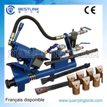 Pneumatic Hand-Held Chisel Bits & Integral Drill Rods Grinding Machine