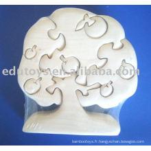Jouets de bricolage en bois 3D Puzzle