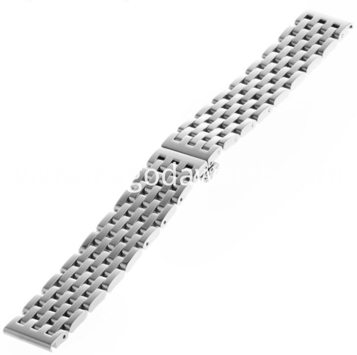 Stainless Steel Watch Strap