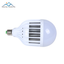 Factory price emergency smart E27 led bulb light 12w 15w 28w