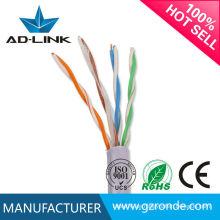Heiße Verkäufe UTP / STP / FTP / SFTP CAT5E Ethernet-Kabel
