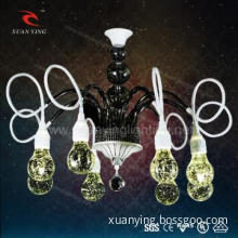 Crystal ball modern new ceiling lamps