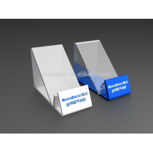 cell phone store digital price displays, acrylic desktop sign holder advertising label display for phone