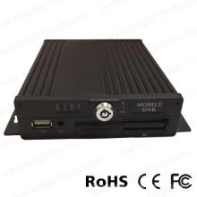 H. 264 Realtime 4-канальная SD-карта для мобильных устройств DVR