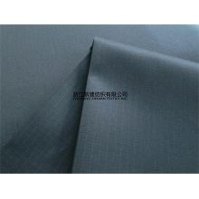 Cotton Polyester Dyeing Rip-stop Fabric Navy Blue