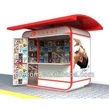 Kiosk für den umfassenden Einsatz