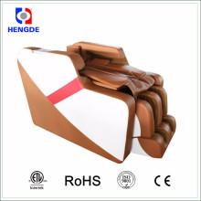 La última cama de la silla del champú del masaje