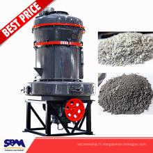 L'Éthiopie a utilisé la ligne de production de gypse en poudre pour le gypse, le kaolin