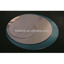 Mill Finish aluminum circle plates for traffic sign